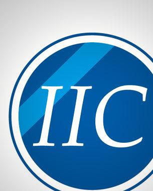 """Für IIC haben wir eine """"Modernisierung"""" des in die Jahre gekommenen Logos vorgenommen."""
