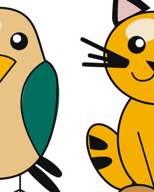 Für Petmarkt.de haben wir Logo und Icons entwickelt.